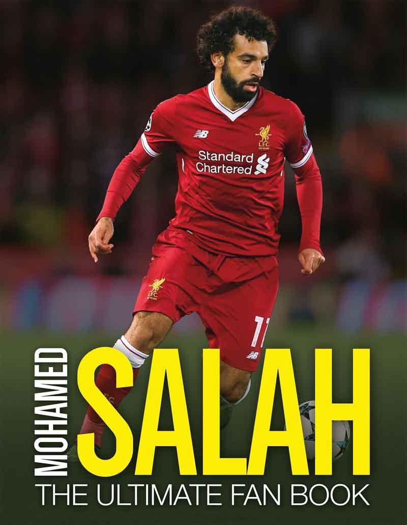 MOHAMED SALAH ULTIMATE FUN BOOK