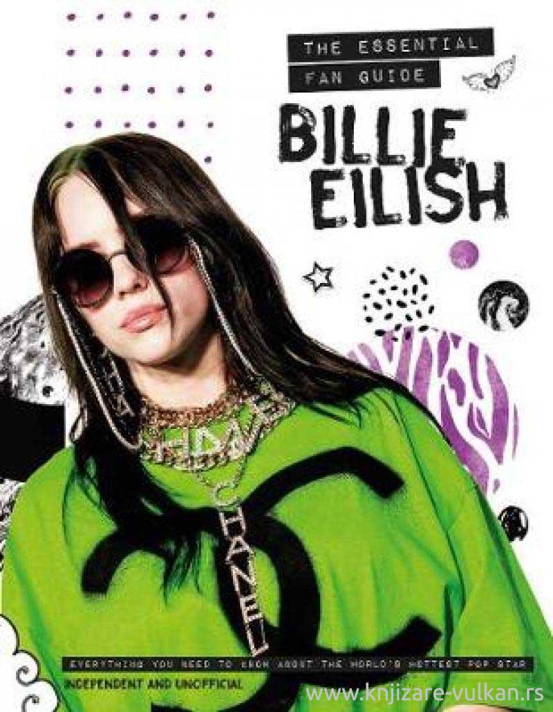 BILLIE EILISH FAN BOOK