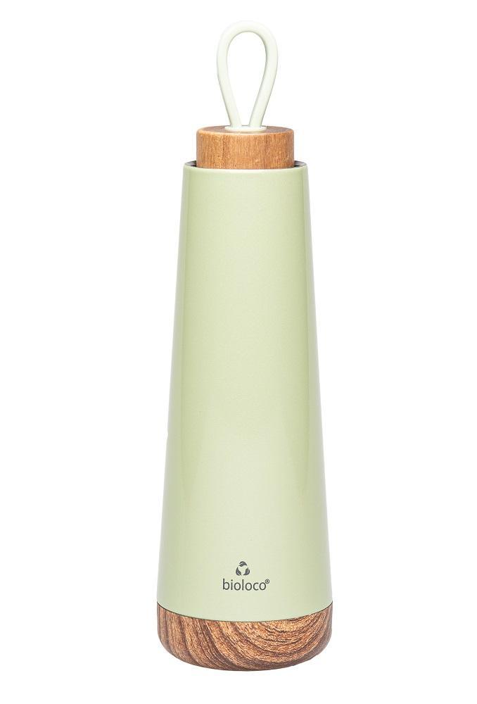 BIOLOCO termo flaša  LIGHT GREEN